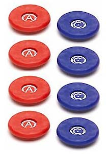 caps american shuffleboard table weights, caps and accessories american shuffleboard wiring diagram at gsmx.co