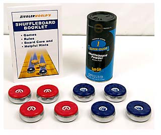 pucks american shuffleboard table weights, caps and accessories american shuffleboard wiring diagram at gsmx.co